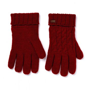 Arklow Knitted Gloves by Dubarry of Ireland