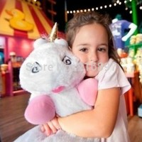 2017 Big Size 60CM & 45cm Unicorn Movie Plush Toy 24Inch  stuffed animals & plush Toys