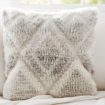 LEELA HAND-WOVEN PILLOW COVER