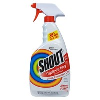 Shout Triple-Acting Laundry Stain Remover 22 oz