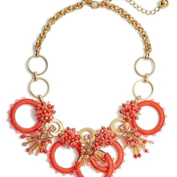 kate spade new york wrap it up statement necklace | Nordstrom