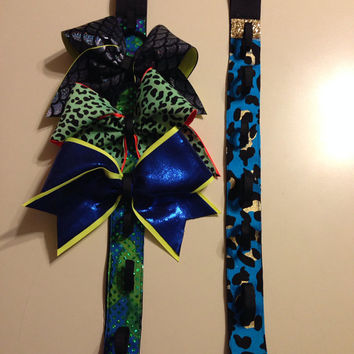 Cheer Bow Strap for Backpack