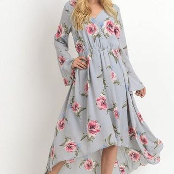 The Mantra Floral Dress