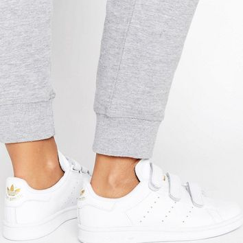 adidas Originals White Stan Smith Sneakers at asos.com 272cba894