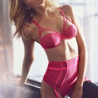 Fishnet Balconet Bra - Very Sexy - Victoria's Secret