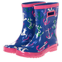 Anchor Rainboot