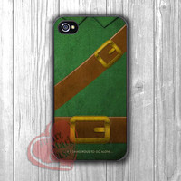 The Legend of Zelda Link with quote -d4n for iPhone 4/4S/5/5S/5C/6/ 6+,samsung S3/S4/S5,samsung note 3/4