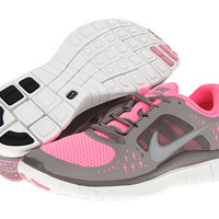 Nike Free Run+ 3 Black/Medium Violet - Zappos.com Free Shipping BOTH Ways