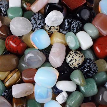 Assorted Tumbled Healing Stone