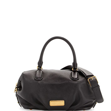 New Q Legend Tote Bag, Black - MARC by Marc Jacobs