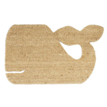 Whale-come Home Doormat | Mod Retro Vintage Decor Accessories | ModCloth.com