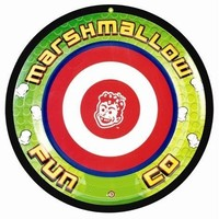 Marshmallow Target Board with Four Sound Effects, Classic Series, Ages 6+