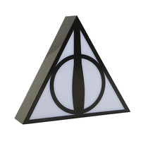 Harry Potter Deathly Hallows LED Desk Lamp