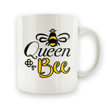 Queen Bee - 15oz Mug
