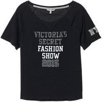 Victoria's Secret Fashion Show 2015 Bling T Shirt