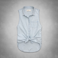 Carissa Chambray Shirt