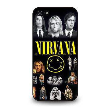 NIRVANA iPhone 5 / 5S / SE Case Cover