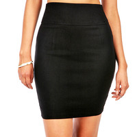 Colored Pencil Skirt | Basic Skirts at Pink Ice