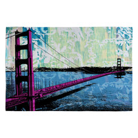 Amy Smith Golden Gate Woven Rug