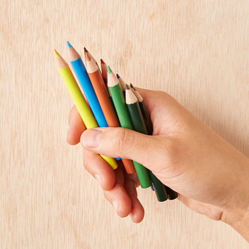 Colored Pencil Jar Set - Urban Outfitters
