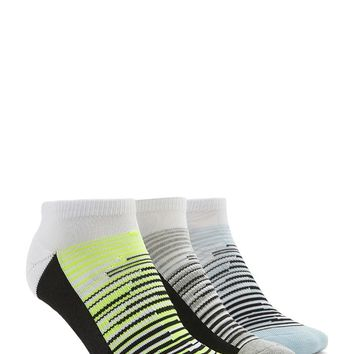 Active Ankle Socks - 3 Pack