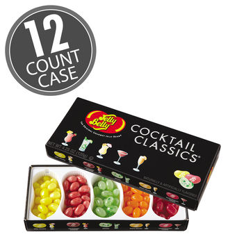 Jelly Belly Cocktail Classics® 5-Flavor Jelly Bean Gift Box