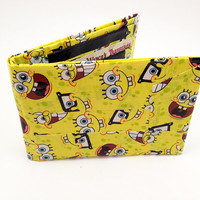SpongeBob SquarePants Duct Tape Wallet