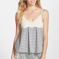 Women's C & C California Crochet Tank Top