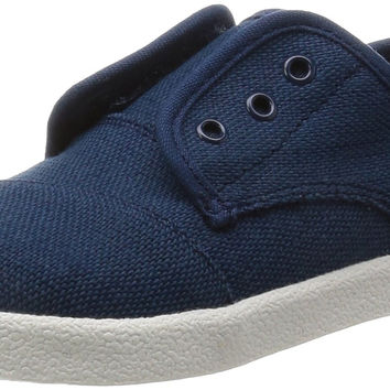 TOMS Baby Boys' Paseo Blue 9 M US Toddler '