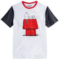 Jem Snoopy Colorblocked T-Shirt