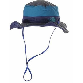 North Face Guide Reversible Booney Hat Small/Medium Cosmic Blue