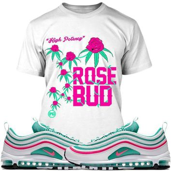 Air Max 97 South Beach Sneaker Tees Shirt - ROSE BUD