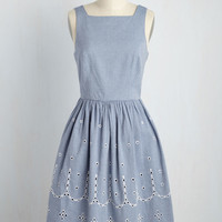 Seine It All Before Dress | Mod Retro Vintage Dresses | ModCloth.com
