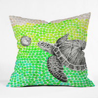 Garima Dhawan New Friends 1 Throw Pillow