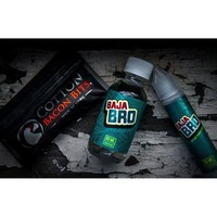 Baja Bro E-Juice Deals 60ml w/FREE BAG OF COTTON CANDY COTTON!