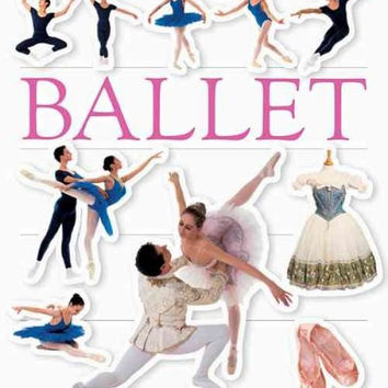 Ballet (ULTIMATE STICKER BOOKS)