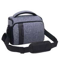 Men Nylon Camera Bag Unisex Weenkder Bag Crossbody Bag