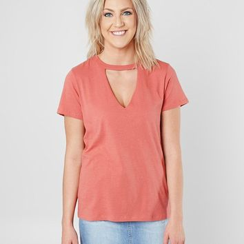 White Crow The Core T-Shirt - Women's T-Shirts in Mineral Red | Buckle