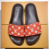Louis Vuitton Fashion Casual Slipper Shoes-49