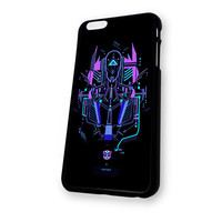 Transformers Optimus Prime Autobots iPhone 6 case