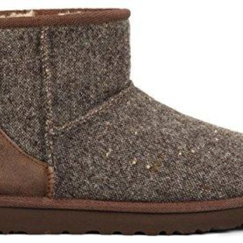 UGG Mens Classic Mini Donegal Winter Boot  UGG boots men