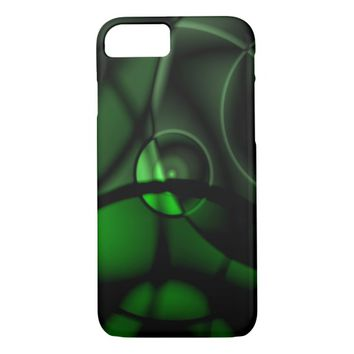 Forest Green iPhone 7 Case