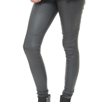 Getting Back to Square 1 - Iconic Leather Legging