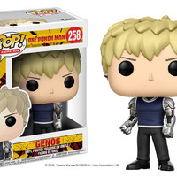 POP! ANIMATION 258: ONE PUNCH MAN - GENOS