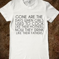 DRINK LIKE YOUR FATHER