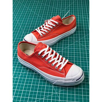 Converse Jack Purcell Signature Style 2 Low Canvas Shoes - Sale
