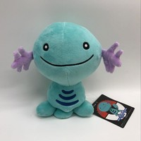 "s Wooper #194 Plush Soft Toy Stuffed Animal Doll 8""Kawaii Pokemon go  AT_89_9"