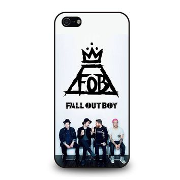 FALL OUT BOY FOB iPhone 5 / 5S / SE Case