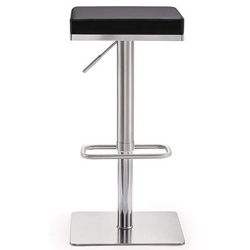 Bari Steel Adjustable Barstool