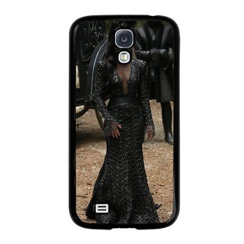 ONCE UPON A TIME EVIL QUEEN Samsung Galaxy S4 Case
